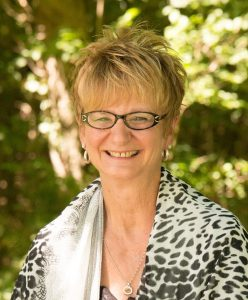 Etched in Your Heart Founder, Mary Brown's Headshot