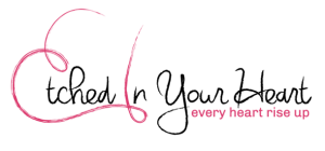 Etched In Your Heart Logo