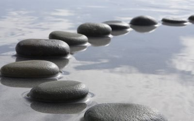 Words Become Stepping Stones